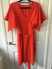 ASOS red pencil dress size 18