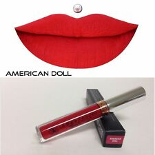 ANASTASIA BEVERLY HILLS LIQUID MATTE LIPSTICK AUTHENTIC AMERICAN DOLL RETRO RED