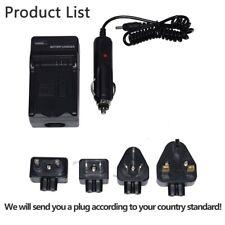 Mains & Car Charger for Canon NB-6L NB6L PowerShot SX700 SX600 SX510 HS Battery