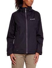 Women's Size 12/14 UK 2 Layer Waterproof Hiking Jacket Vaude Kofel Measured