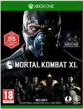 Mortal Kombat XL (Xbox One) NEW & Sealed - Despatched from UK