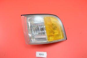 YC#21 91-94 ACURA LEGEND 4 DOOR SEDAN CORNER LIGHT DRIVER LEFT LH OEM