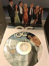 The OC - Season 3, Disc 3 REPLACEMENT DISC (not full season)