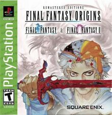 PLAYSTATION 1 PS1 VIDEO GAME FINAL FANTASY ORIGINS BRAND NEW AND SEALED