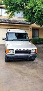 2001 Land Rover Discovery 2 td5 2.5 diesel