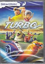 Dvd DreamWorks **TURBO** nuovo 2013