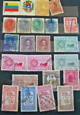 VENEZUELA 1887-1966 & POLAND Mostly Used Collection