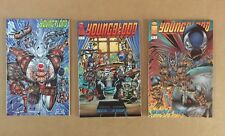 Young Blood - IMAGE NM/VF- 13 Comic Lot- Jim Lee- Wildcats- Hellstrike
