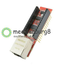1PCS Nano ENC28J60 Ethernet Shield For Arduino Nano V3.0 RJ45 Webserver Module