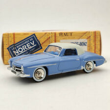 1:43 Norev Mercedes Benz 190 SL Blue CL3511 Diecast Models Limited Collection