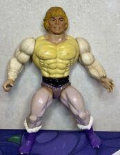 Vintage He Man MOTU Prince Adam Action Figure Mattel 1981 Taiwan
