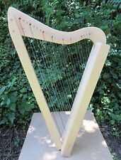 Harpsicle G3 Harp, Plays in C and Am, Great for begginers.