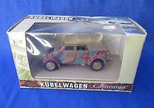 AE617 CARARAMA HONGWELL 1/43 VW KUBELWAGEN Ref 00951 BON ETAT