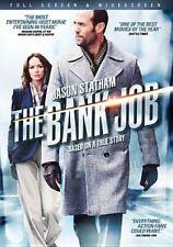 Bank Job 0031398236108 With Jason Statham DVD Region 1