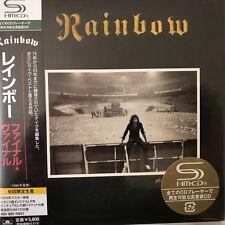 Rainbow - Finyl Vinyl !(SHM-CD. jp mini LP), 2009 UICY-93626/7 Japan