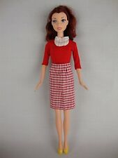 2 piece Business Suit in Red & White for Executive Barbie Doll Limited Edition