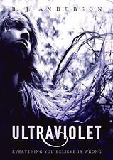 Ultraviolet, R. J. Anderson, Good Condition, Book