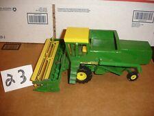 1/28 John Deere 6600 Toy Combine - Metal Reel