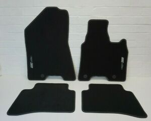 Genuine KIA Sportage GT-Line Full velour fitted mat set (embossed) F1143ADE12GL