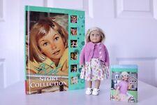 American Girl Doll Kit Kittredge 1934 Story Collection Set: 2 Books + Mini Doll