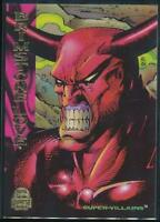 1994 Marvel Universe V Trading Card V #172 Brimstone Love