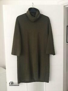 Womens Zara Sweatshirt Dress - Size Small - Worn Once