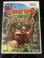 Jeu Wii Donkey Kong