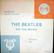 Single / THE BEATLES WITH TONY SHERIDAN / ATLAS RECORDS / TOP RARITÄT /