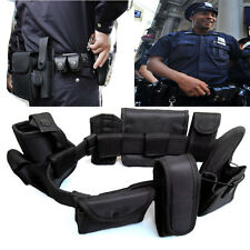 Enforcement Police Tactical Duty Belt Modular Security Equipment System Multipur