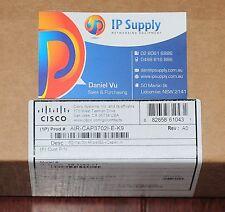 *Brand New* Cisco AIR-CAP3702I-E-K9 Access Point 6MthWtyTax