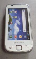 TELEPHONE *** FACTICE *** Smartphone SAMSUNG GALAXY 551 / Blanc