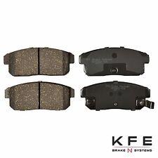 REAR NEW Premium Ceramic Disc Brake Pad Set Shim Fits Nissan Infiniti KFE900-104