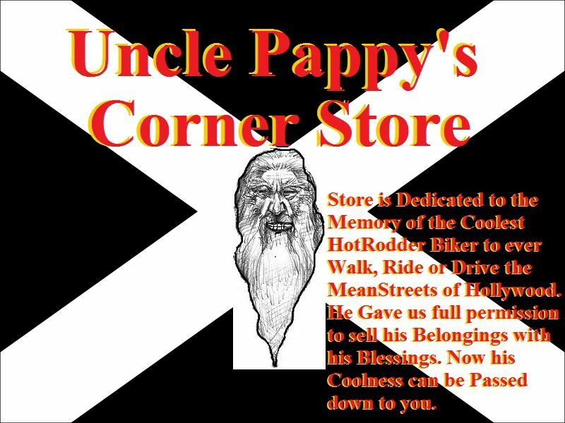 Uncle Pappy's Corner Store