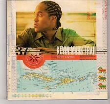 (EA822) Kevin Mark Trail, Just Living - 2004 DJ CD