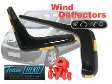 Opel Vivaro / Trafic Primastar 2001 - 2014  Wind deflectors  2.pc  HEKO  25348