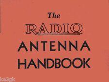 The Radio Antenna Handbook * Antennas * Ham Radio * PDF * CDROM