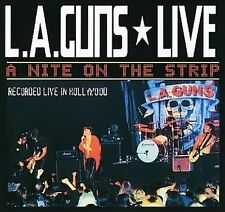 L.A. Guns A Night On The Strip Live! CD