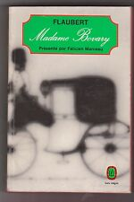MADAME BOVARY - GUSTAVE FLAUBERT.présenté par Felicien Marceau.TBétat. 1968