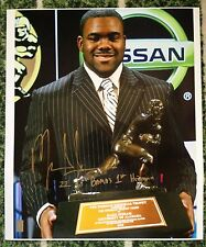 Mark Ingram Autographed Signed Alabama 16x20 2009 Heisman