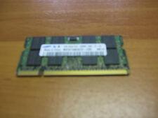 Original Ram 1GB Samsung 2RX8 PC2-5300S-555-12-E3 aus Toshiba Satelitte A350D