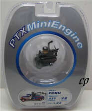 PTX MINI ENGINE 337 V8 FORD 1934 BB 157 TOW TRUCK 1:24