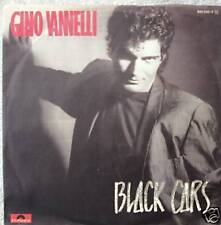 "7"" 80s! GINO VANNELLI : Black Cars // MINT- \"