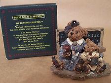 Boyds Bears & Friends - Miss Bruin & Bailey The Lesson, with box Teacher's Gift