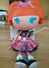 """Lalaloopsy Bea Spells A lot Retired Full Size Bitty Buttons 12""""  Doll MGA"""