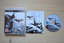 Ps3-Batman: Arkham City - (scatola originale, con istruzioni)