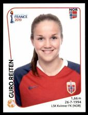Panini FIFA World Cup 2019 France Women sticker #74 Guro Reiten Norway