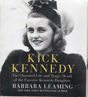 Barbara Leaming Kick Kennedy 8CD Audio Book Biography Tragic Favourite Daughter