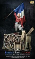 Nuts Planet, 75mm French Revolution  NIP,  Unpainted Resin Kit