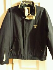 Beck's Hybrids Black Jacket Coat Mens Size XL