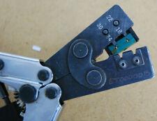 Tecnologia di terminazione Heavy Duty esagonale pinza di crimpatura per tubo in rame